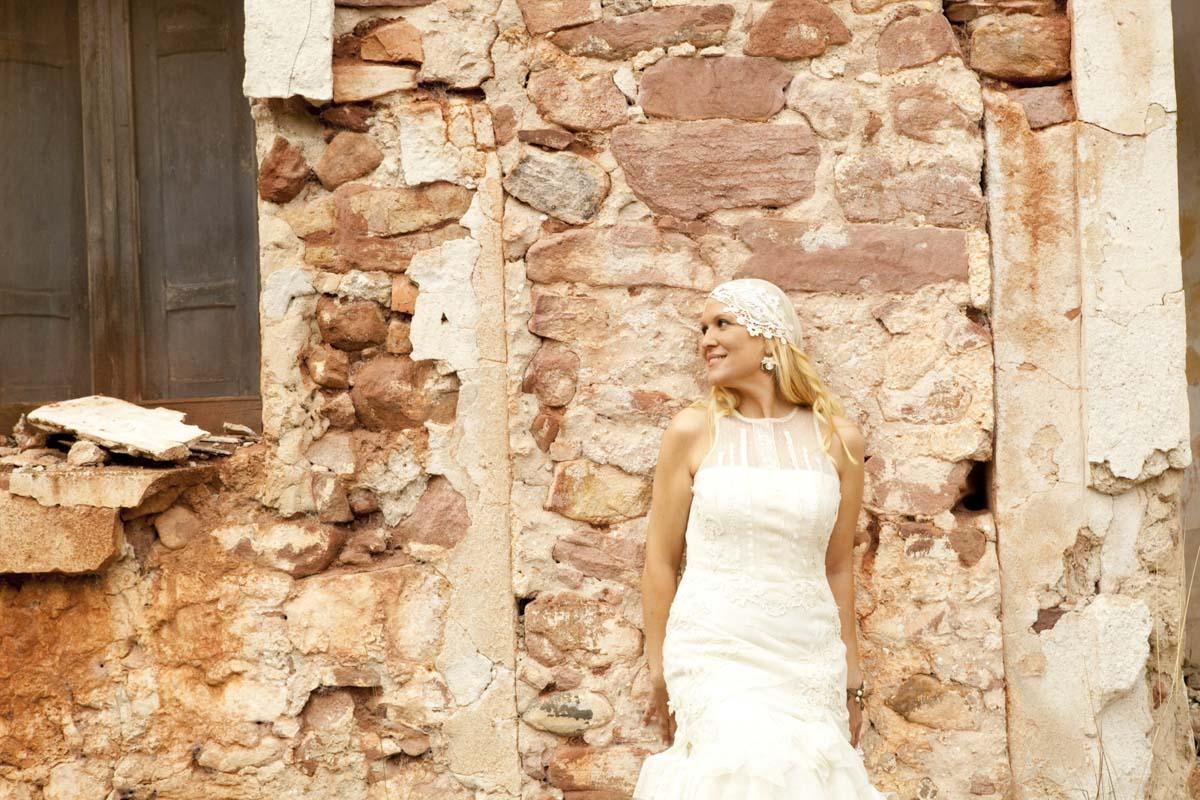 Escapada rápida para Post-Boda en Boniches novia rural