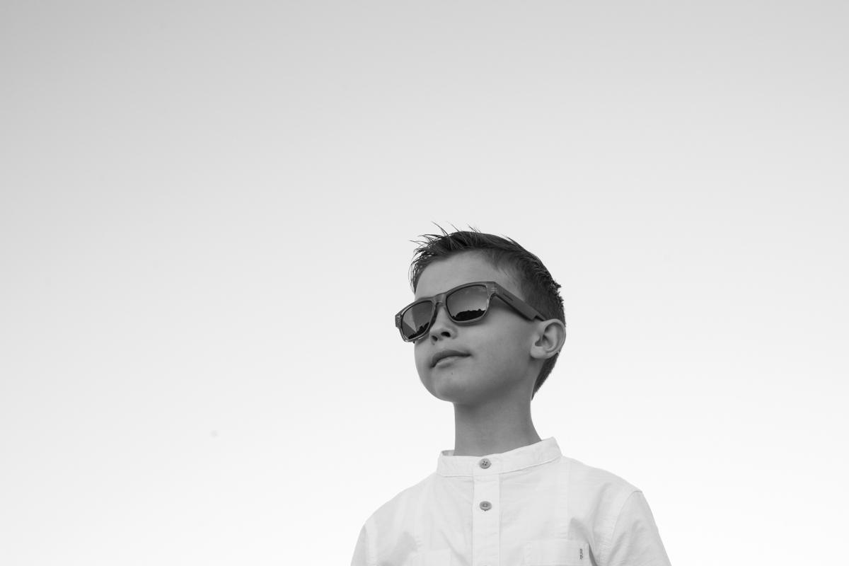 retrato niño comunión