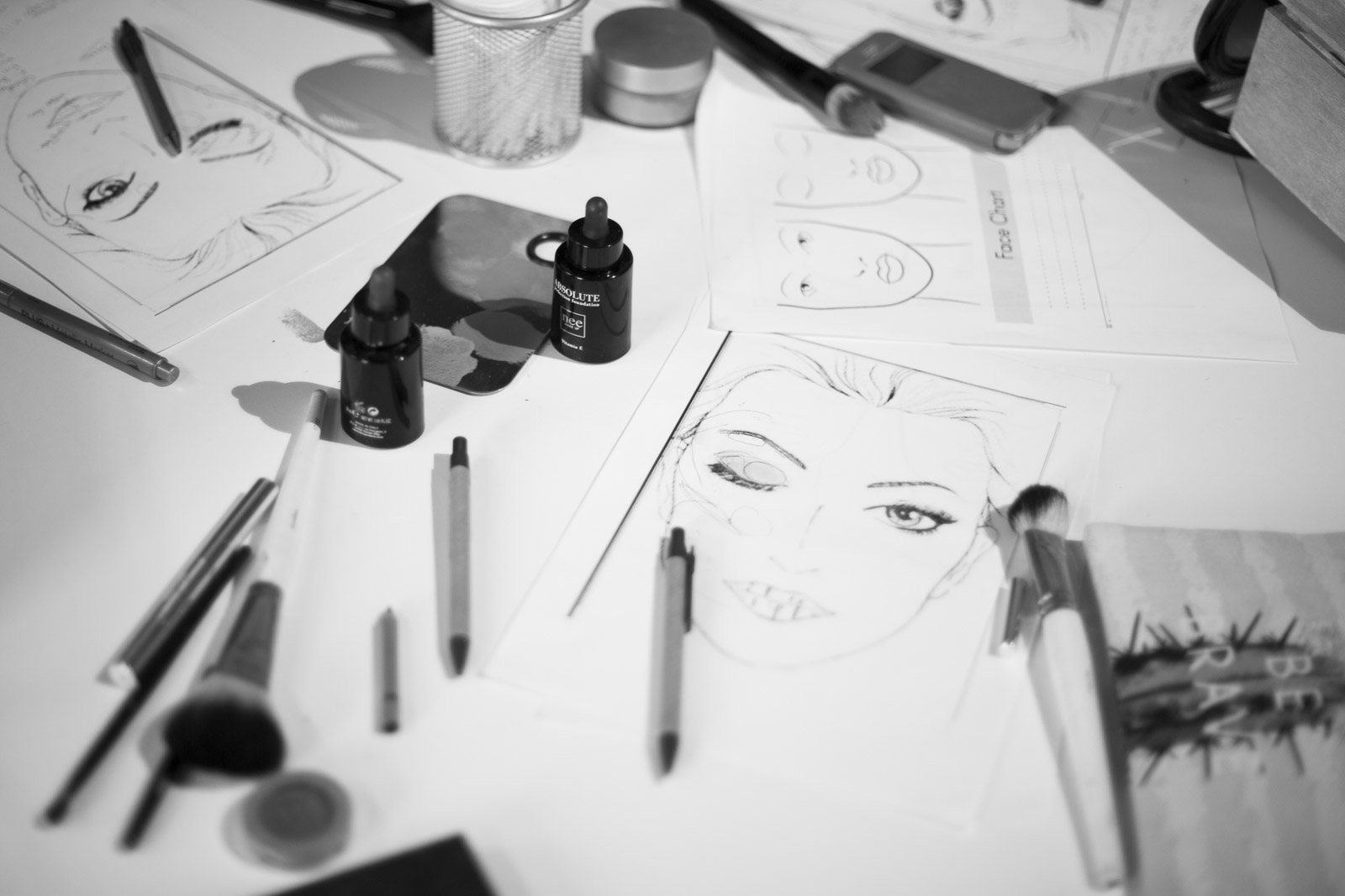 conceptos básicos de maquillaje